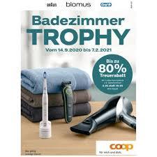 coop badezimmer trophy 5 volle karten kaufen auf ricardo