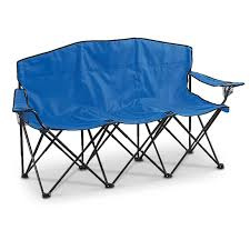 Alps Mountaineering Camp Chair by Guide Gear 3 Seat Camp Chair 172575 Chairs At Sportsman U0027s Guide