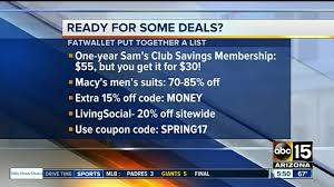 Want To Save Money At Sam's Club, Macy's And LivingSocial ... Mart Of China Coupon The Edge Fitness Medina Good Sam Code Lowes Codes 2018 Sams Club Coupons Book Christmas Tree Stand Alternative Photo Check Your Amex Offers To Signup For A Free Club Black Friday Ads Sales And Deals Couponshy Online Fort Lauderdale Airport Parking Closeout Coach Accsories As Low 1743 At Macys Pharmacy Near Me Search Tool Prices Coupons Instant Savings Book October 2019