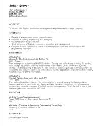 Insurance Business Analyst Resume Systems Example Sample Amusing Samples For System