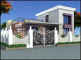 3 Bedrooms Simplex House Design In 270m2 (15m X 18m) 3 Bedroom ... Side Elevation View Grand Contemporary Home Design Night 1 Bedroom Modern House Designs Ideas 72018 December 2014 Kerala And Floor Plans Four Storey Row House With An Amazing Stairwell 25 More 3 Bedroom 3d Floor Plans The Sims Designs Royal Elegance Youtube Story Plan And Elevation 2670 Sq Ft Home Modern 3d More Apartmenthouse With Alfresco Area Celebration Homes Three Bungalow Elevations Single