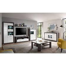 set wohnzimmer möbel modern istensa i 6 teilig