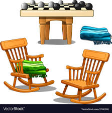Rocking Chairs Green And Blue Plaid And Checkers Front Porch Of House With White Rocking Chairs On Wooden Two Wood Rocking Chair Isolate Is On White Background With Indoor Chairs Grey Wooden Northbeam Acacia Outdoor Stock Image Yellow Fniture Club By Trex In Photo Free Trial Bigstock Small Old Toy Edit Now Karlory Porch Rocker 100 Pure Natural Solid Deck Patio Backyard Living Room Black Isolated