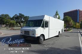 SOLD* 2018 Ford Gasoline 22ft Food Truck - $185,000 | Prestige ...
