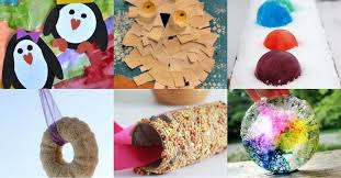 28 Winter Crafts For Kids To Make