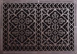 Decorative Return Air Grille Canada by Decorative Ac Vents Iron Blog