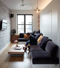 100 Small Appartment Space Living In A SoHo Apartment Dwell