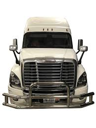 Amazon.com: Semi Truck Grille Guard | Deer Guard Made Of Heavy Duty ... Heavy Duty Semi Truck Bumpers Best Resource Semitruck Standard Glenburn Nd Colt Bruegman And Trailer Sales Fear No Deer Grillgaurds Chrome Truck Bumpers China Fiberglass Bumper Frp Howo Smc Mack Ch 14 Set Forward Axle By Valley A Big Bad From Boondock My Pinterest Dakota Hills Accsories Cat Alinum Deluxe Apache Options Truckware Peterbilt Defender Cs Diesel Beardsley Mn Hendrickson All Makes Aero Clad For 367 587