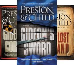 Gideon Crew Series 4 Book By Douglas Preston Lincoln Child