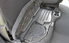 Truck Speakers Behind Seat | Www.topsimages.com