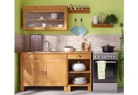 home affaire küchen set oslo 5 tlg ohne e geräte