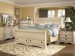 White Country Bedroom Furniture