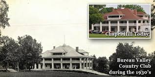 bureau valley about chapel hill golf course and events center princeton il