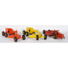 100 Toy Construction Trucks Heiliner And Doepke Cowans Auction House