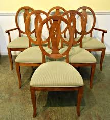 Ethan Allen Dining Room Table by Ethan Allen Dining Chairs Thesecretconsul Com