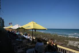 Bathtub Beach Stuart Fl Tides by Shuckers Restaurant Overlooking The Beach On Hutchinson Island