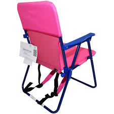 Panama Jack Beach Chair Backpack by Kids Backpack Beach Chair Fuchsia Beach Chairs Beachstore Com