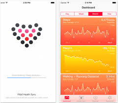 Sync Solver Connects Fitbit Devices with Apple s Health App