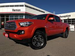 2017 Toyota Tacoma 4x4 For Sale In Vernon, BC   Used Toyota Sales Lifted Toyota Tacoma Pickup Trucks For Sale Toyotatacomasforsale Five Things We Like And Dislike About The 2018 Tundra Sr5 Review An Affordable Wkhorse Truck Frozen Rare 1987 4x4 Xtra Cab Up For On Ebay Aoevolution 46 With Fresh Design Trd Offroad An Apocalypseproof New Latham Ny Vin 3tmgz5anxjm185345 Used 2012 Limited 4x4 Pauls Valley Ok 1980 Sr5 Sale In Mesa Az And Imports Trd Custom In Cement Grey