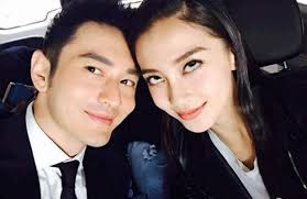 Huang Xiaoming Neglects Angelababy After Wedding