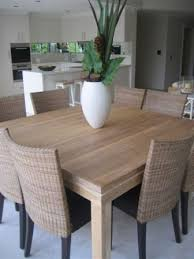 Chic Square Wood Dining Table Best 25 Kitchen Tables Ideas On Pinterest Small