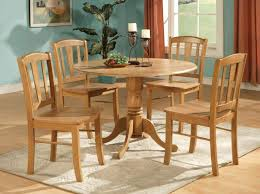 Round Wooden Kitchen Table Pallet Wood Plans Unfinished Legs Uk