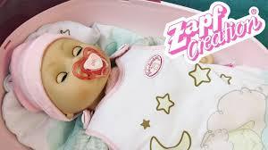 baby annabell süßes baby zum spielen kuscheln und lieb haben zapf creation werbung