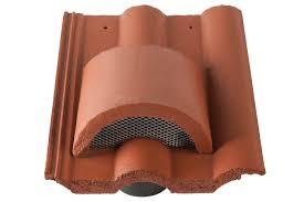 concrete hooded vent tile roof tiles