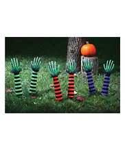 Halloween Pathway Lights Stakes by Halloween Yard Stakes Ebay