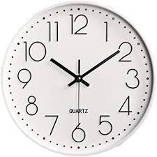 wall clock zddab stille wanduhr digital wanduhr wohnzimmer