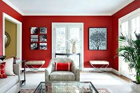 Decorating Red Walls Dining