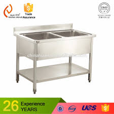 Stainless Steel Laundry Sink With Washboard by Stainless Steel Sink With Backsplash Stainless Steel Sink With
