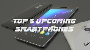 Top 5 up ing smartphones in India 2018