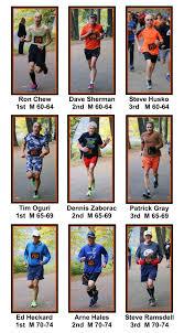 The Runaway Pumpkin 5k by Silver Striders Run Scared Silverstrider