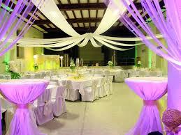 Wedding Reception Hall Decoration Ideas Church Decorations