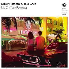 Nicky Romero Taio Cruz Me On You Remixes Protocol