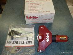 Mk 370 Tile Saw by 10