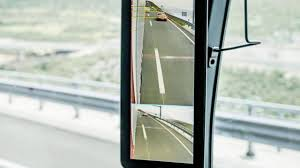 Mercedes Made A Semi-autonomous Truck Without Rear-view Mirrors | Schneider State Patrol Show Semitruck Blind Spots At Public Safety Day Extendable Side Truck Mirrors Northern Tool Equipment 2006 Freightliner Century Class St120 Semi Truck Item F511 Semi Mirror Bar Stock Photos Freeimagescom Rear View Factory Custom Truckidcom A Sunlit Cabin Of White Clean With Steps Trailer On Road Cloudy Sky Image 2014 Volvo Vnl Hood For Sale Spencer Ia 24573174 This Electric Startup Thinks It Can Beat Tesla To Market The And Description Imageloadco Seeclear Inovation