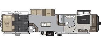 Montana Fifth Wheel Floor Plans 2004 by Keystone Raptor Rvs For Sale Camping World Rv Sales