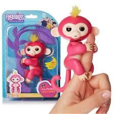 Fingerlings Monkey Wowwee With Box