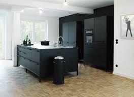 ideen für eine schwarze küche planungswelten