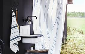 ideen umweltfreundliche textilien für dein bad ikea