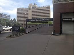Wells Fargo Center Garage Parking in Denver