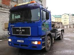 MAN -26-403 - Container Frame Trucks, Price: £8,119, Year Of ...