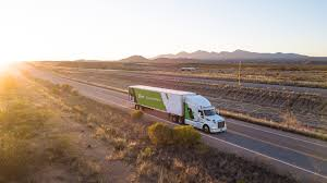 100 Brown Line Trucking TuSimple Takes A LiDARFree Approach To Autonomous Trucks Design News