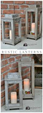 DIY Wood Lantern | Pottery, Barn And Tutorials Outdoor Candle Lanterns 11331 Chandeliers Glass Lantern Chandelier Pottery Barn Ideas On 260 Best Homes We Love Images On Pinterest Bedroom Designs 36 Haing Lanterns Lighting Help To Make Your Home As Unique Wonderful 118 Bulk 44 Silver Originally From Ebay 580 Pottery Barn Barn Fall Pair Of Monumental Art Deco Gothic Cathedral Lights 35 Oval Glass Brass With White Candles Love This