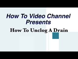 Home Remedies For Clogged Tub Drains by How To Unclog A Drain With Baking Soda And Vinegar Home Remedy
