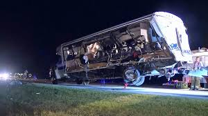 100 Arbuckle Truck Driving School Driver Of Semi That Hit Softball Team Bus Said He Was Distracted