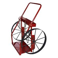 100 Milwaukee Hand Trucks Cylinder Truck With 24 In Steel Wheels Products