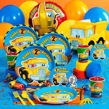 100 Truck Birthday Party Supplies Decor Everything You Need For And S At